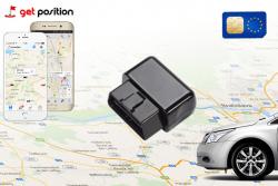 GPS OBD Mini +SIM