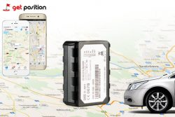 GPS lokátor GV55