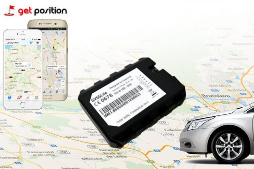 GPS lokátor GV55 Lite