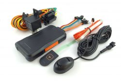 GPS lokátor TR06 set