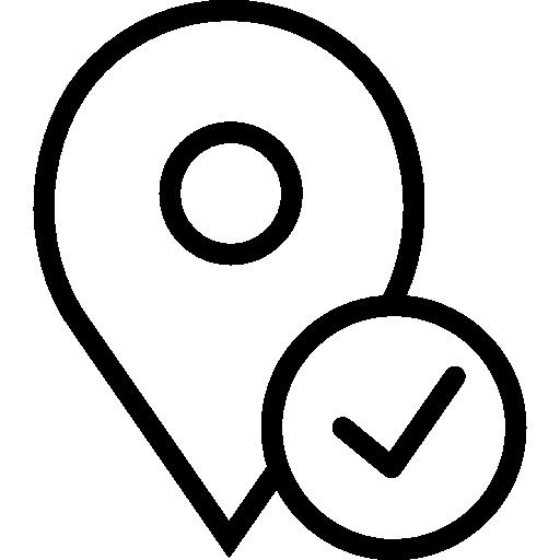 aktuálna pozícia na mape